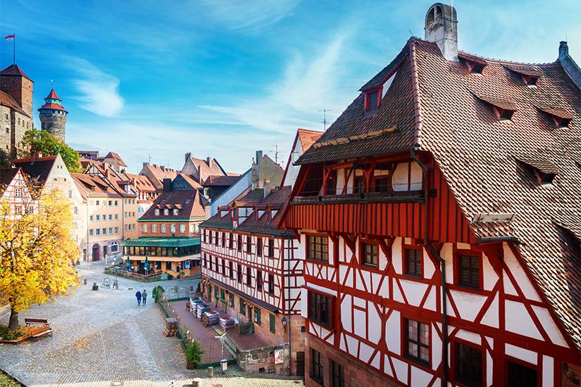 Nuernberger Altstadt
