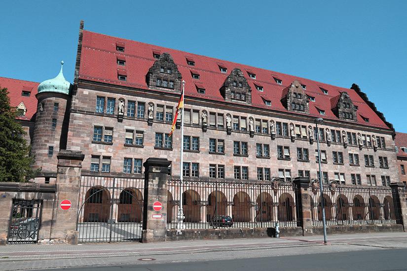 Gerichtsgebaeude-Nuernberger-Prozesse
