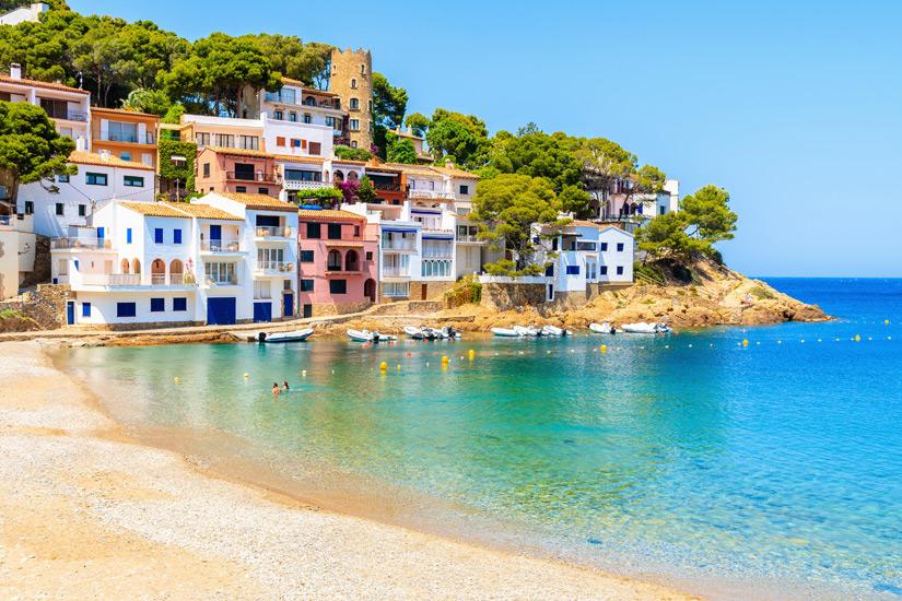 Strandurlaub an der Costa Brava