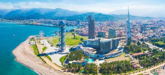 Batumi am Schwarzen Meer erleben