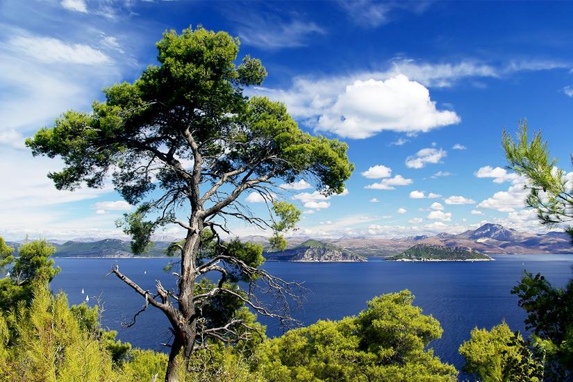 Elaphitische Inseln in Dalmatien