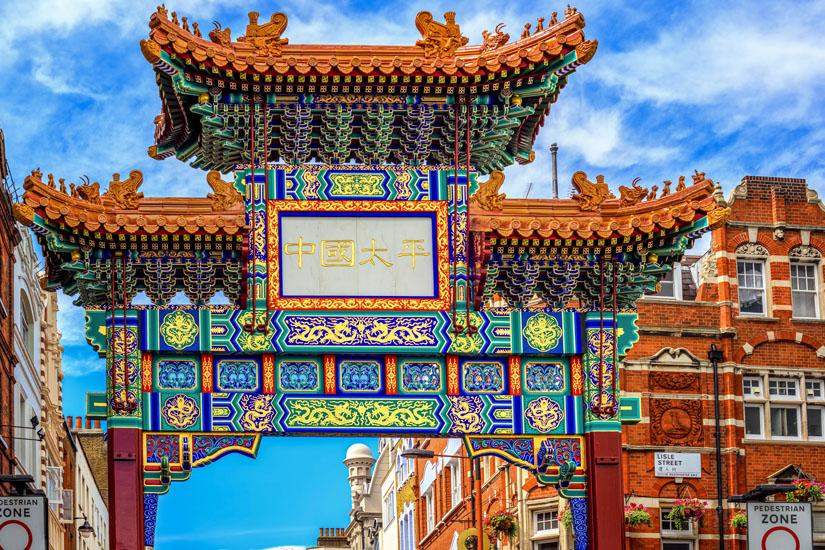 London-Chinatown