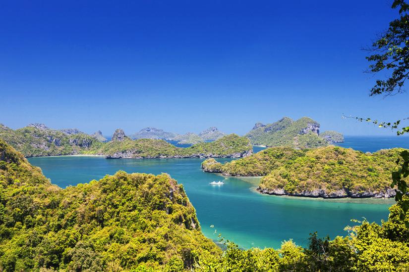 Nationalpark Mu Ko Ang Thong