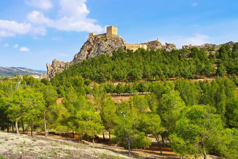 Das Castillo de Sax