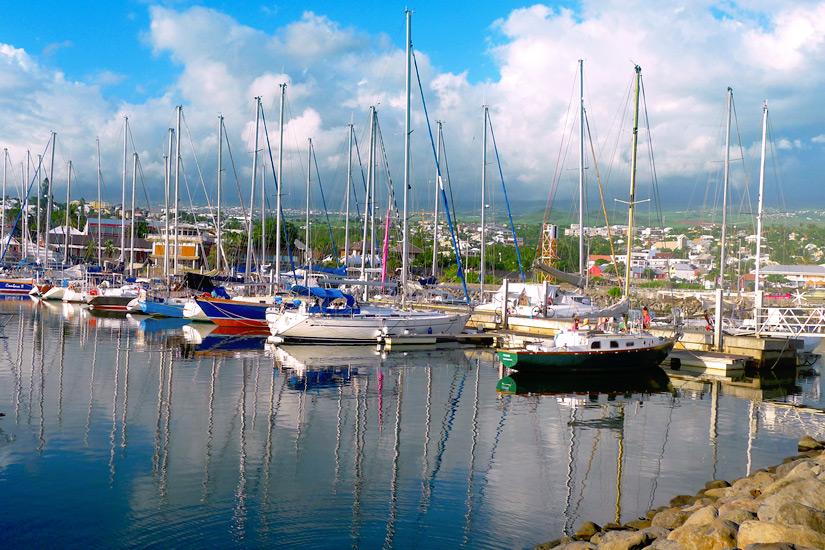 Hafen von Port de Saint Pierre