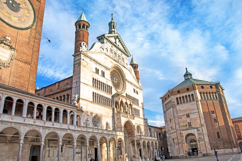 Der Dom von Cremona
