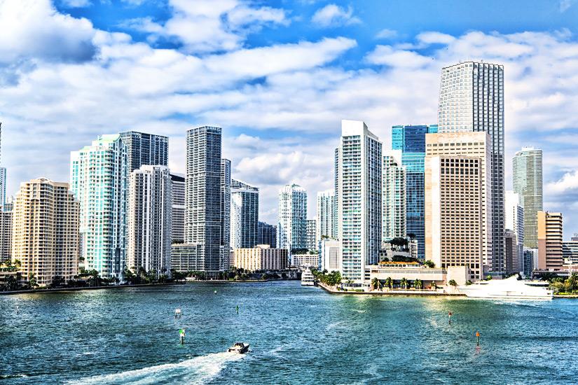 Skyline-von-Miami