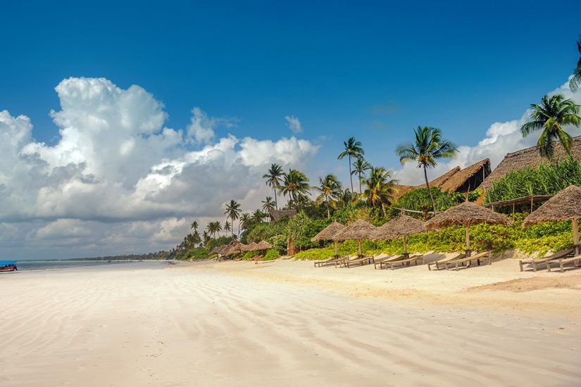 Erholung finden am Matemwe Beach