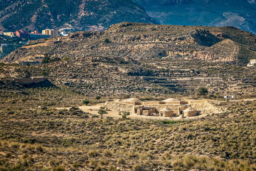 Archaeologische Fundstaette Los Millares