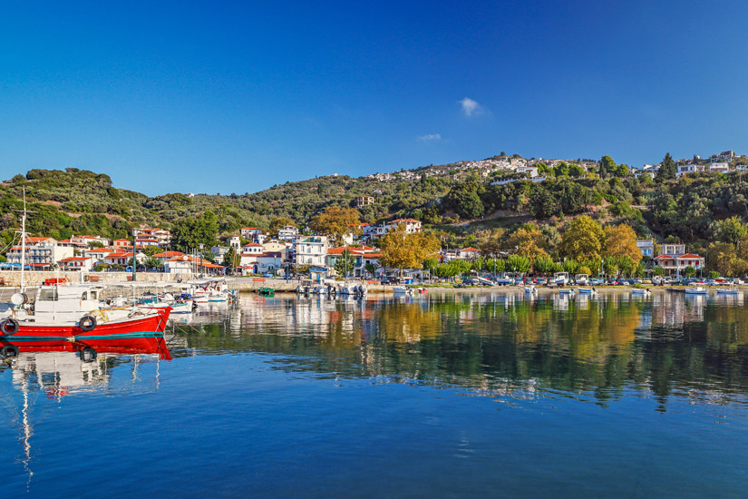 Hafen-Glossa-Skopelos