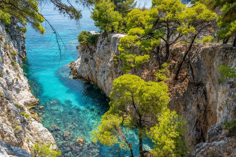Amarandos-Hoehle-Skopelos