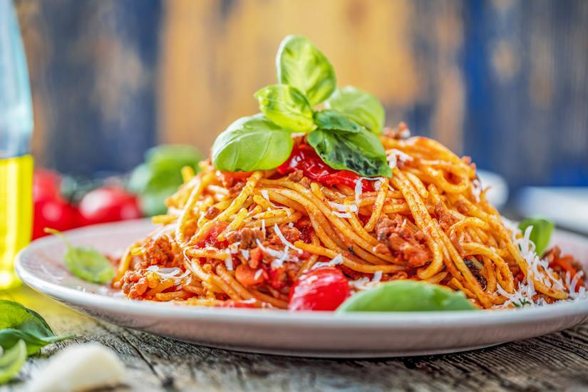 Spagetti-Bolognese