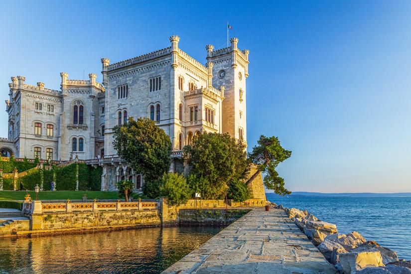 Schloss-Miramare-Triest
