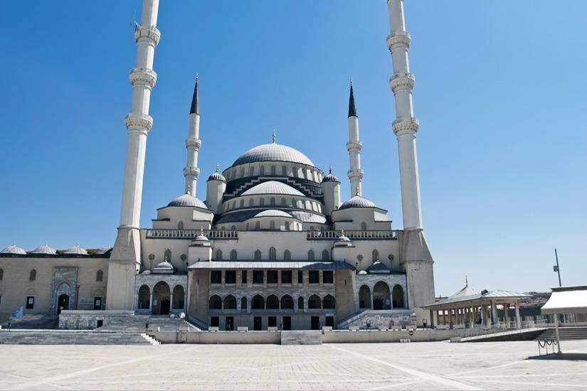 Kocatepe-Moschee-Ankara