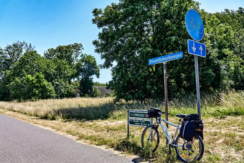 Mit dem Rad durch Bornholm