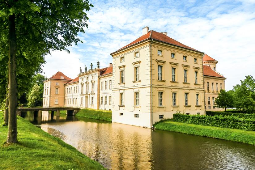 Schloss-Rheinsberg-Brandenburg