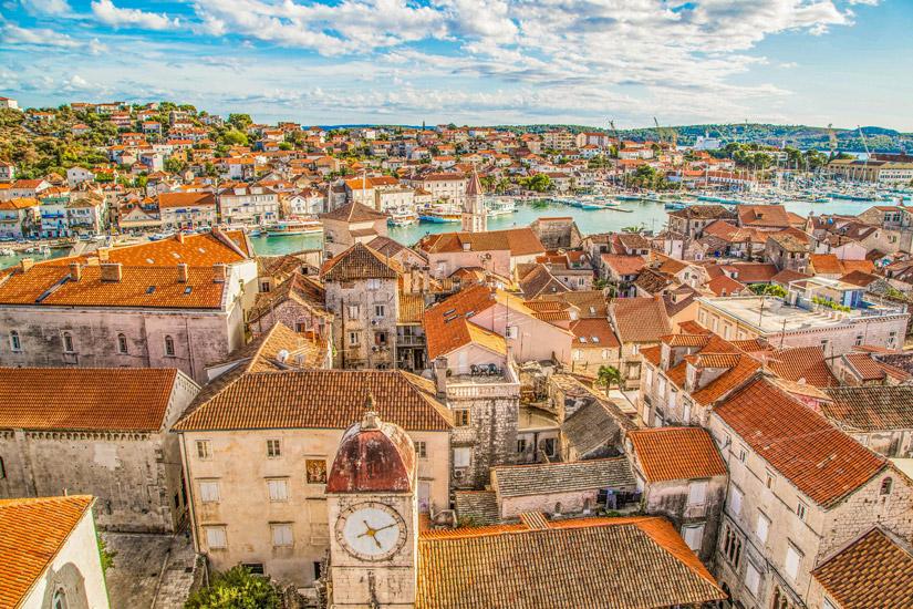 Trogir-Kroatien-Altstadt