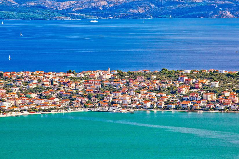 Insel-Ciovo-Kroatien
