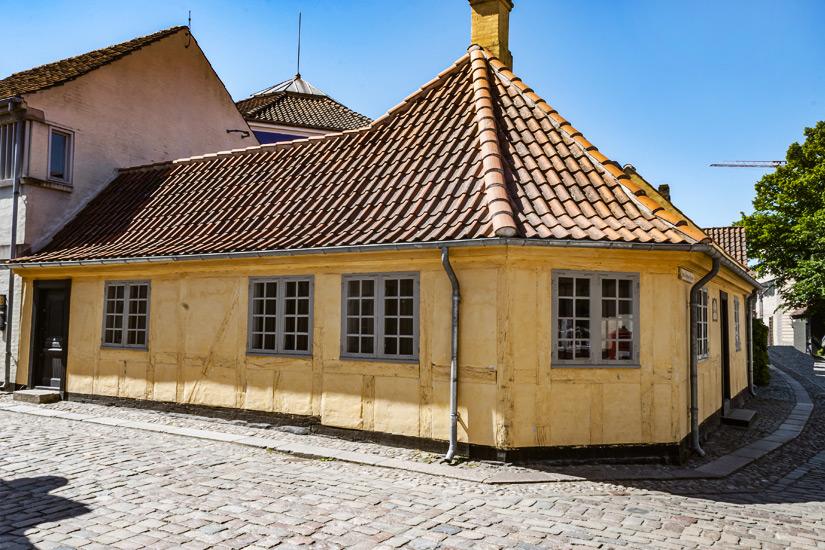 Geburtshaus von Hans Christian Andersen