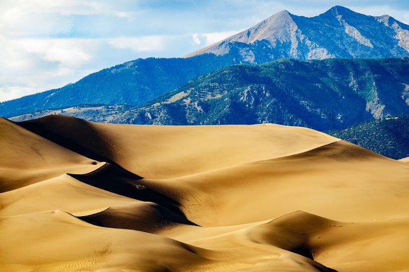 Der Great Sand Dunes National Park