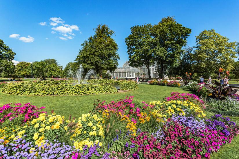 Botanischer-Garten-Goeteborg