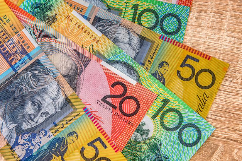Australische Dollar Noten