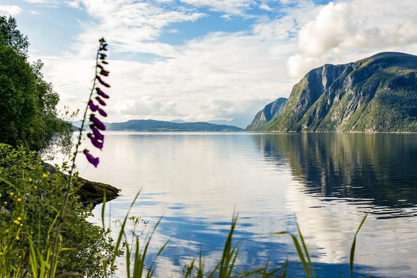 Romsdalsfjord-Norwegen