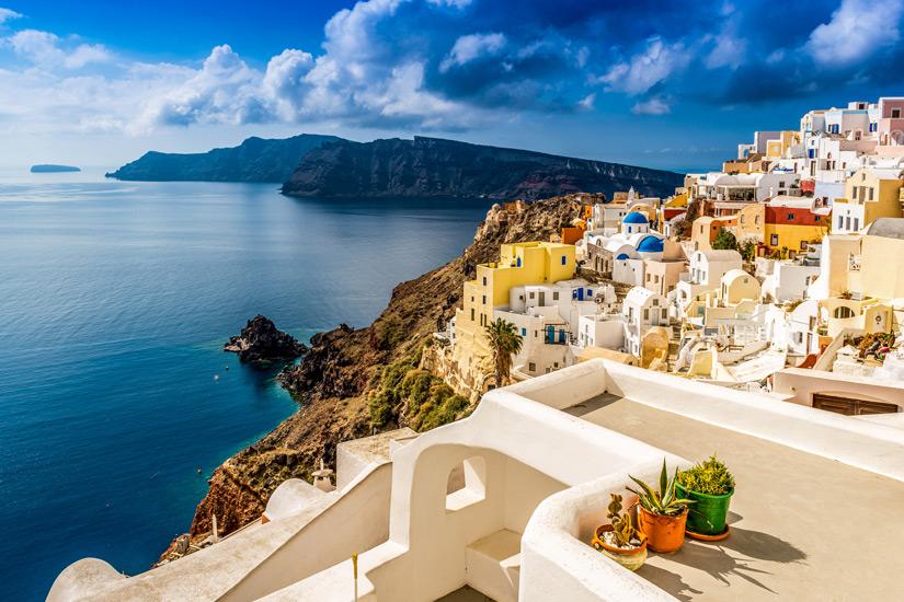 Oia-Santorin-Griechenland