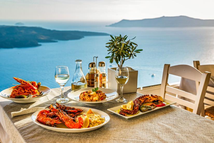 Griechisch-essen