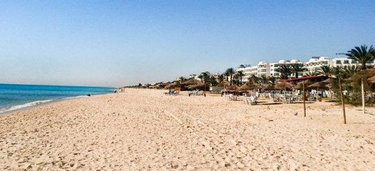Hammamet im Norden Tunesiens