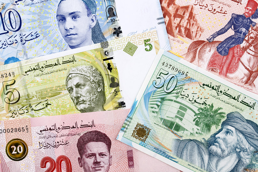 Tunesische Banknoten