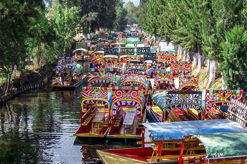 Boote-Xochimilco