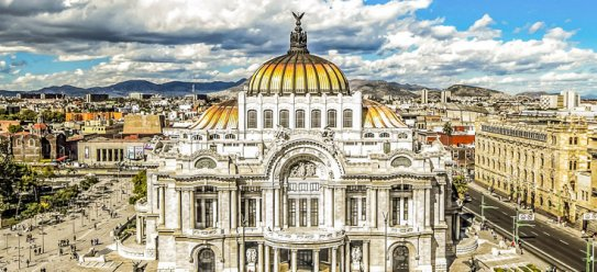 Mexico City: Sehenswertes & Tipps