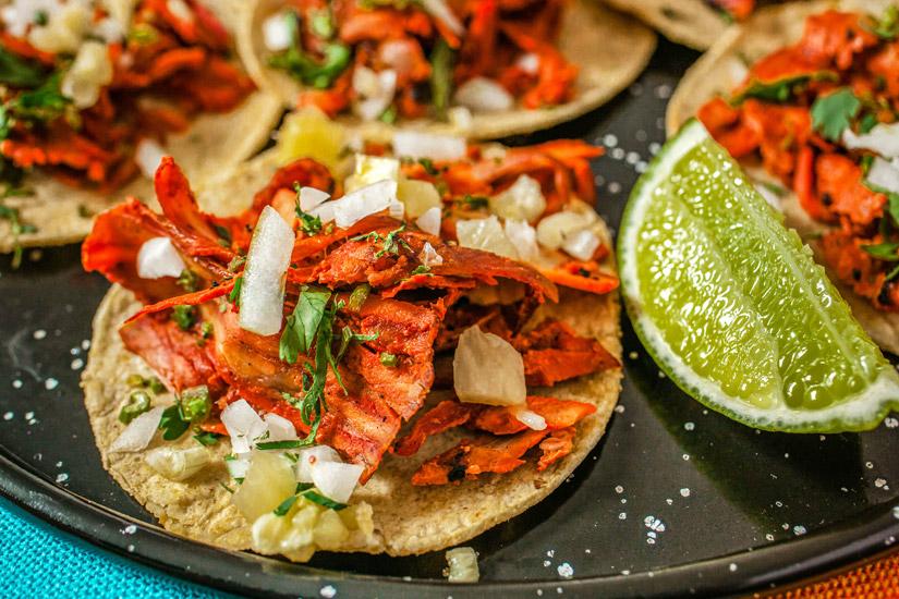 Mexikanische-Tacos