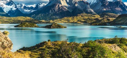 Patagonien: Gletscher, Fjorde & mehr