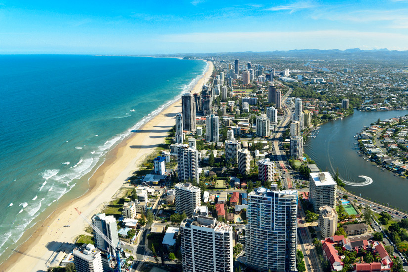 Surfers-Paradise-in-Gold-Coast