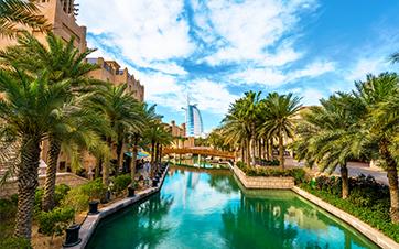 Dubai-Altstadt