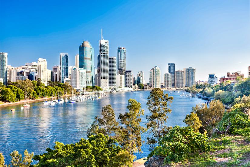 Skyline-von-Brisbane