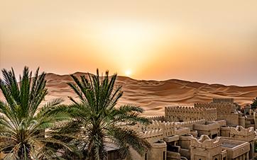 Abu-Dhabi-Wueste