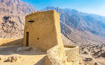 Festung-Dhayah-Ras-Al-Kaihmah
