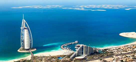 Herbst/Winter in den Vereinigten Arabischen Emiraten