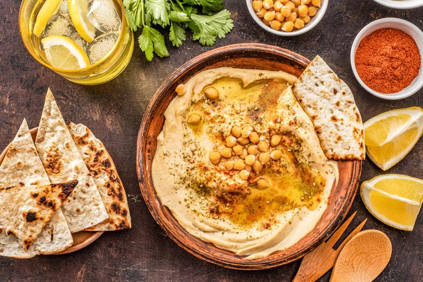 Leckeres-Hummus