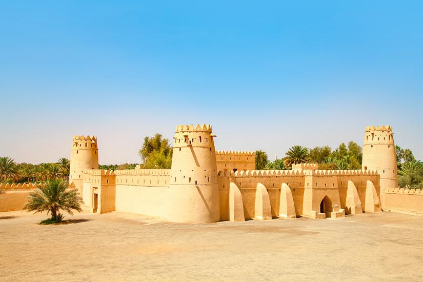 Das-Jahili-Fort
