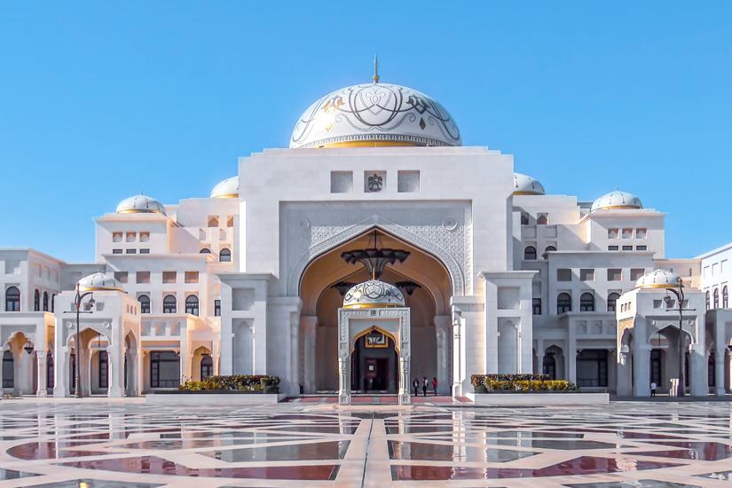 Herrschaftlicher-Qasr-Al-Watan