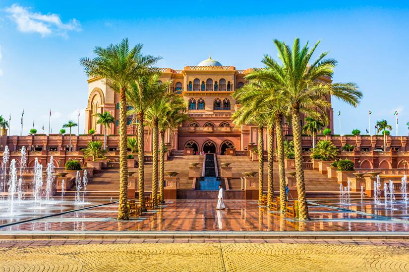 Das-luxurioese-Emirates Palace Hotel