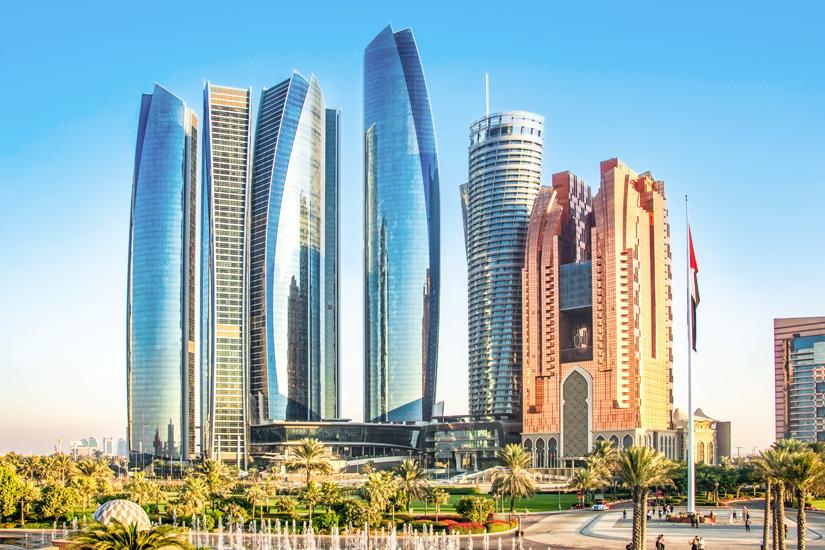 Die-fuenf-Etihad-Towers