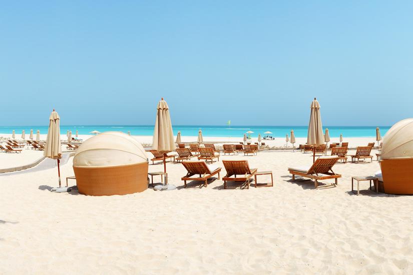 Hotelstrand-Abu-Dhabi