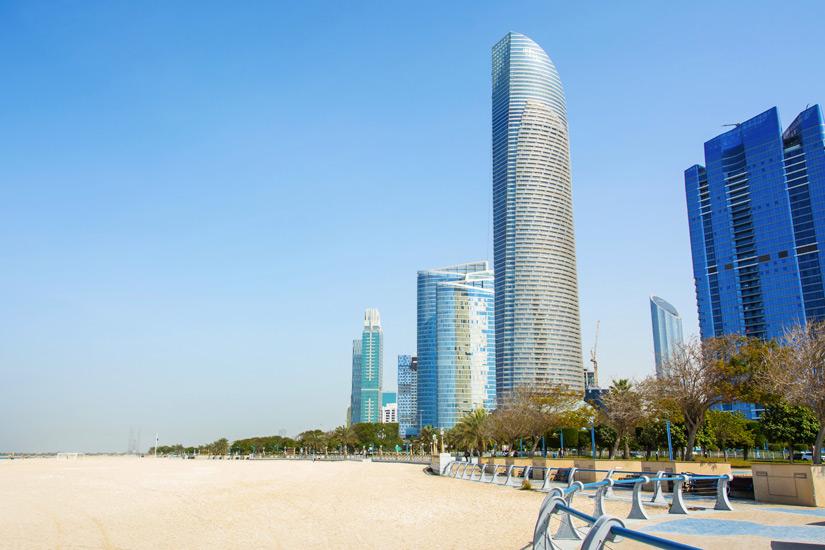 Corniche-Beach
