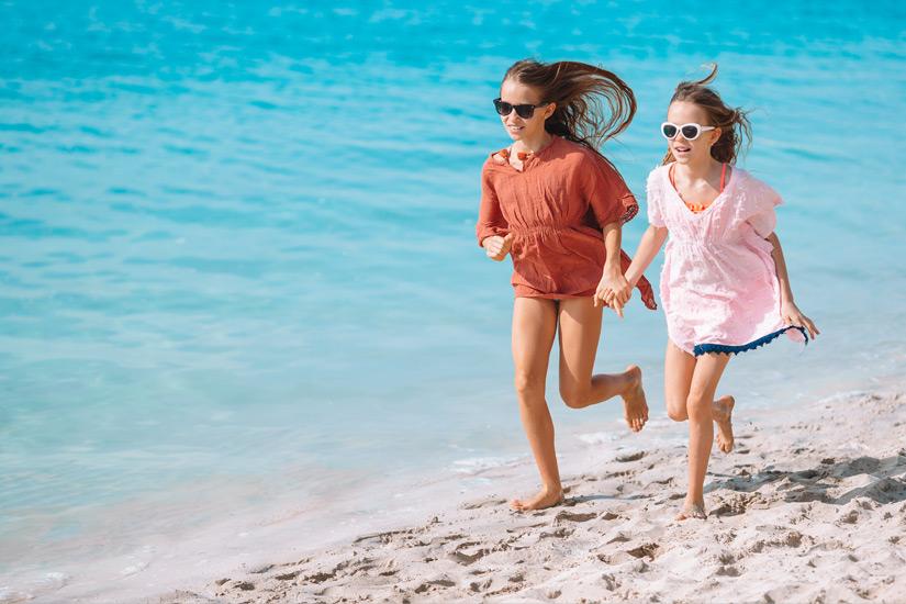 Kinder-Strand-Abu-Dhabi