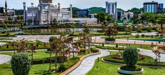 Brunei – Sultanat auf Borneo